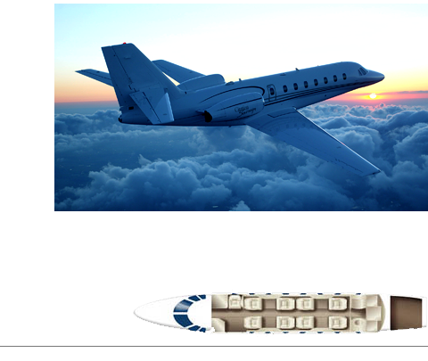 Citation Sovereign Aircraft