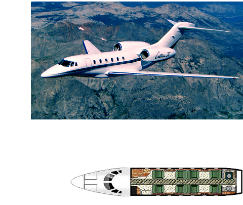 Citation X Aircraft