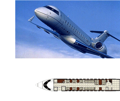 Global Express Heavy Aircraft